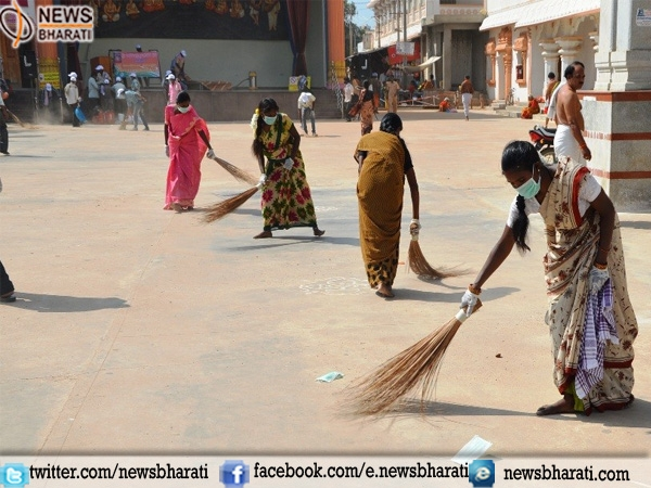 Swachh Shakti Saptah mission launched to honor women for their contribution in Swachh Bharat