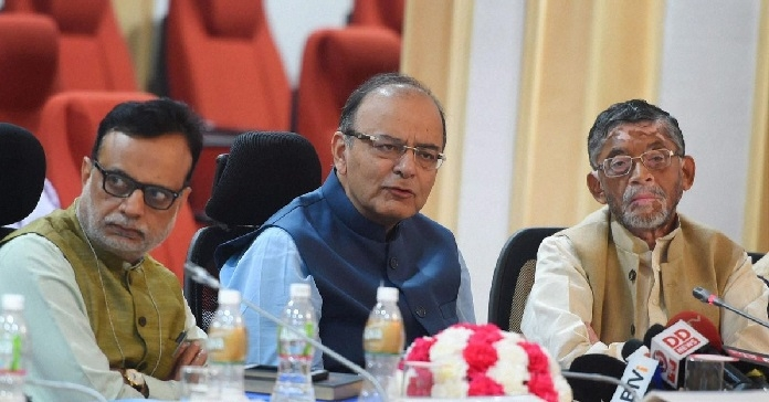 Union Cabinet approves four GST bills