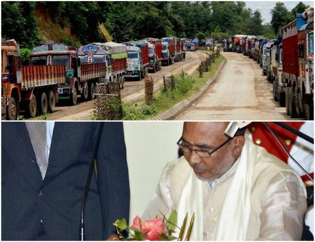 Nearly five months of Manipur blockade ends after BJP Govt held talks with UNC