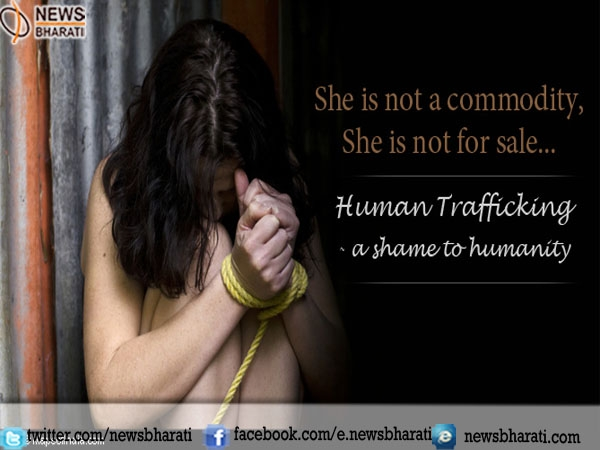 West Bengal CID's Campaign against Human Trafficking