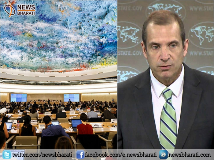 US boycotts UNHRC session on Agenda Item Seven over bias against Israel
