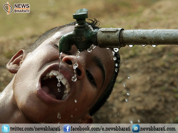 "SAVE WATER SAVE LIFE: Let's come together and pledge to save water on ""World Water Day"""