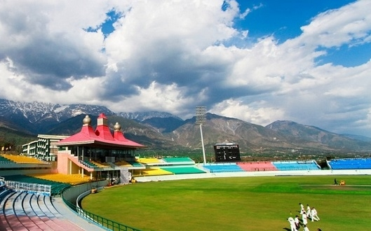 Dharamsala all ready for its debut Test match