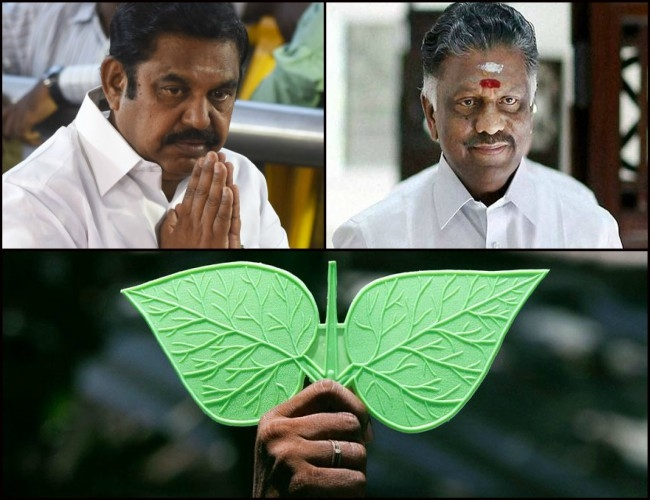 Remove two leaves symbol from party's websites and social accounts: EC warns AIADMK Amma