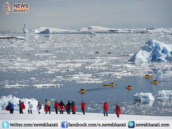 ISRO joins Indian Scientific Expedition to study climate change in Antarctica