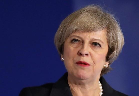 British Parliament attacker Khalid Massod known to MI5 : May