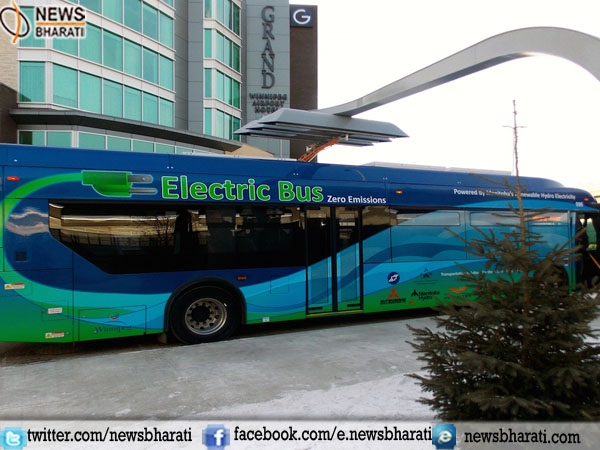 Techfreak Andhra soon to introduce driverless electric buses with no emissions
