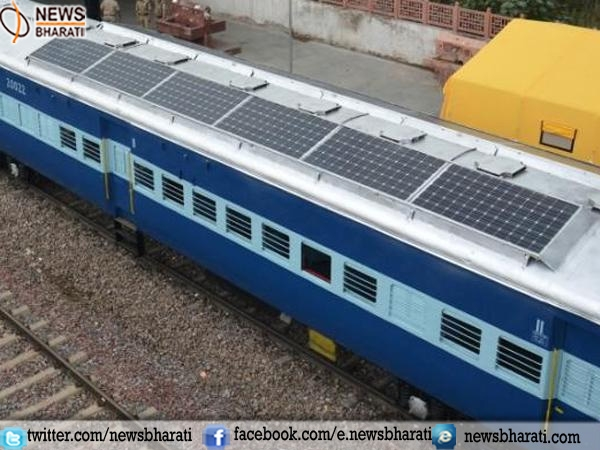 'Mission 41K' aims to save Rs.41,000 Crores of Indian Railways by switching to solar energy