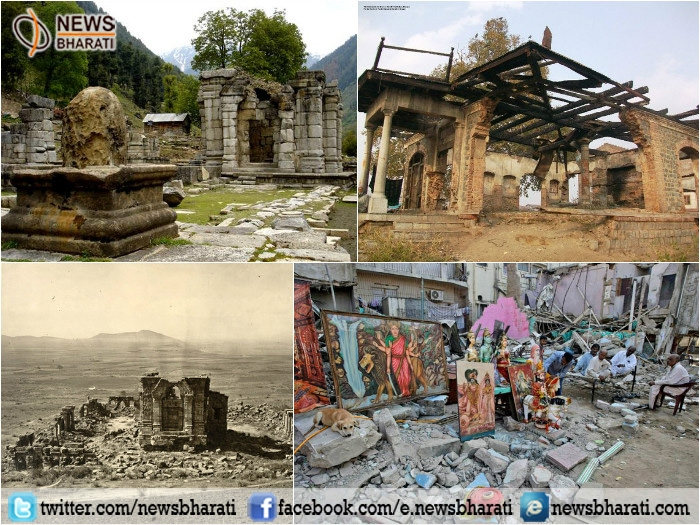208 Hindu temples destroyed in various acts of vandalism since two decades