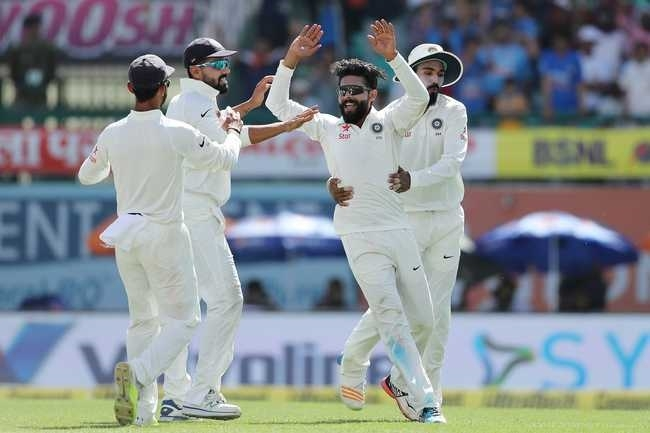 India on the pathway to victory against Australia