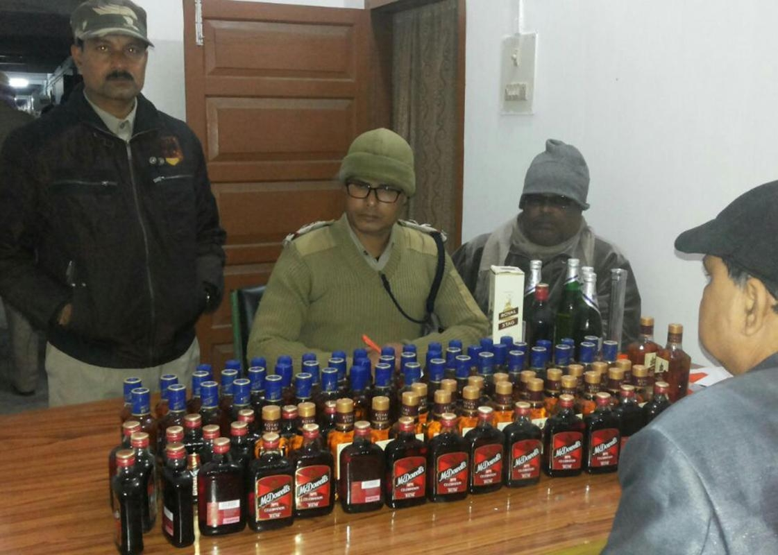 Assam going strict against liquor related all illegal activities