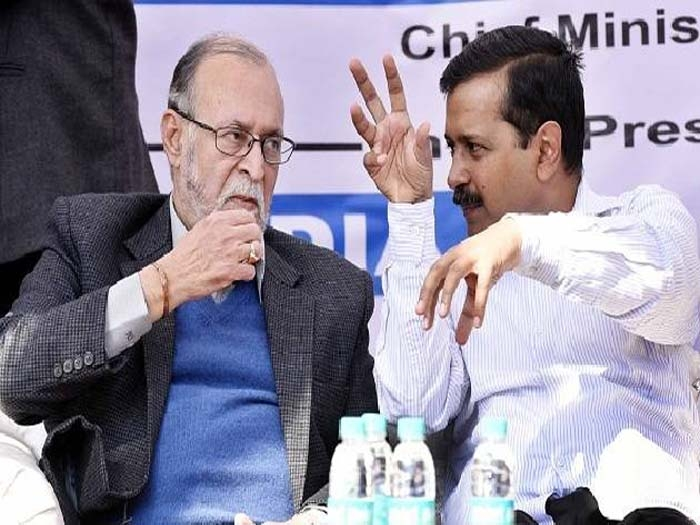 Delhi LG Baijal directs Chief Secretary to recover Rs 97 cr from AAP