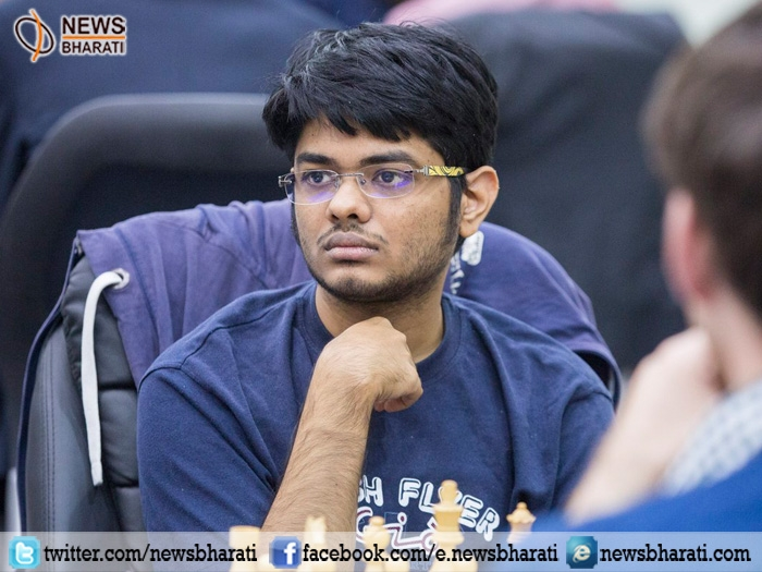 Srinath becomes India's 46th Chess Grandmaster after he defeats David Guijarrro in Sharjah Masters
