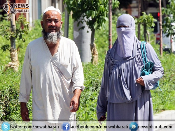 China bans burqas, abnormal beards in Muslim province #Uyghur to fight extremism