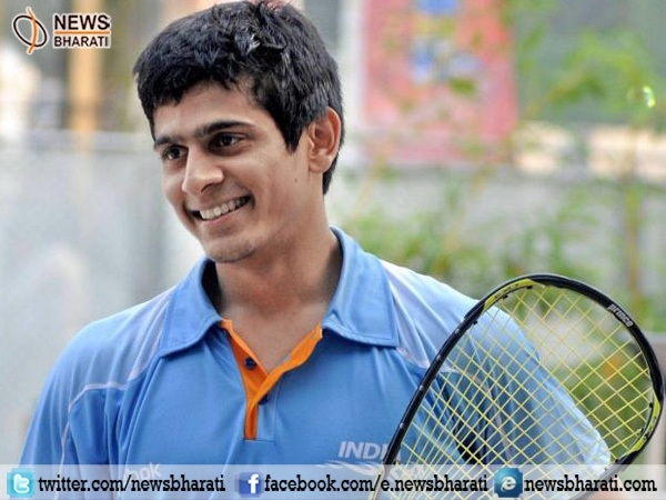 India's top squash player Saurav Ghosal enters into semi-finals of Montreal Open tournament