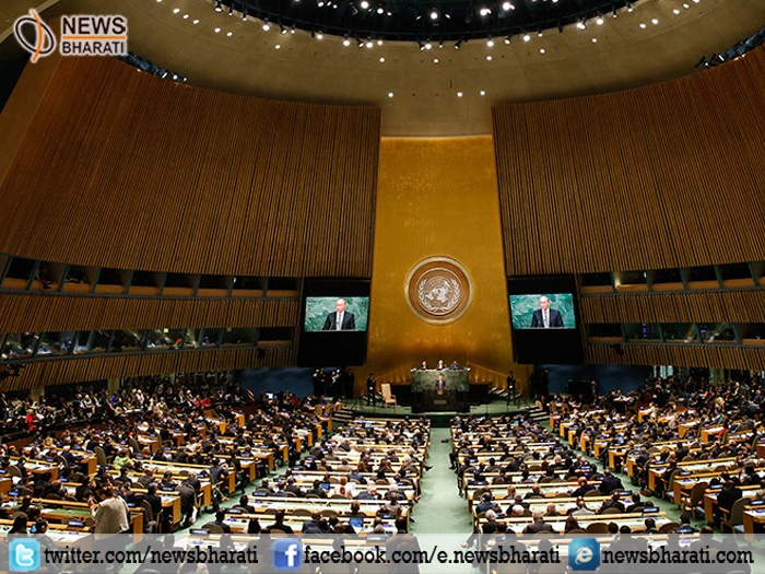 India calls to restore electoral processes in United Nations General Assembly