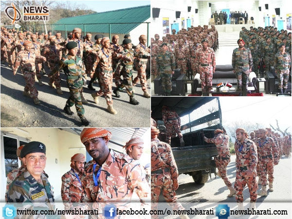 Indo-Oman start Joint Army Exercise 'AL NAGAH-II' to enhance military relationships