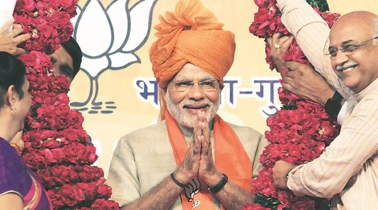 PM Narendra Modi to Kick-start his two day Gujarat visit from tomorrow