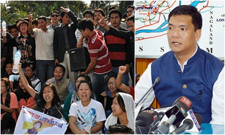 CM Pema Khandu promises to help students who were fooled by an NGO offering free education