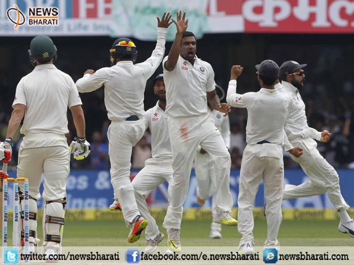 India registers comprehensive win against Australia and levels series by 1-1