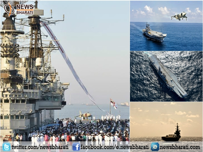 INS Viraat, world's oldest warship finally decommissioned after 30 yrs of service to Indian Navy