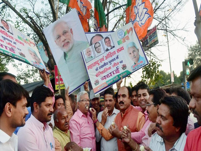 BJP victories in Maharashtra and Odisha: A phenomenon called General Vote Bank