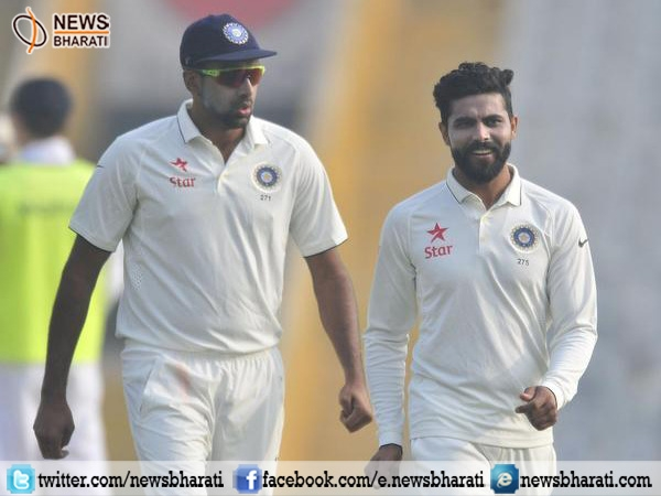 Ravindra Jadeja, R Ashwin becomes first spin pair to top jointly in ICC Test Rankings