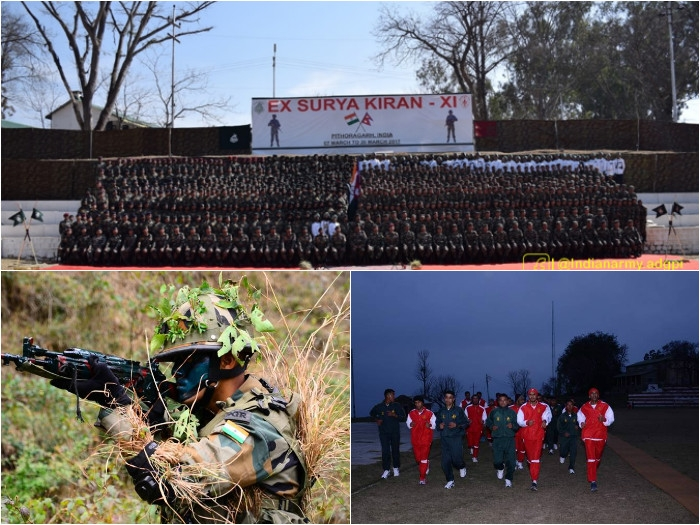 Indo-Nepal Joint Military Exercise 'Surya Kiran – XI' focuses on enhancing anti-terror cooperation