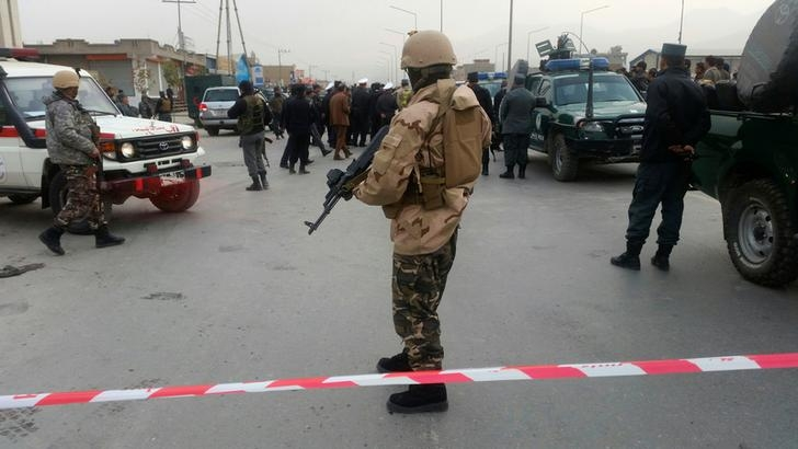 Gunmen attacks Military Hospital in Kabul