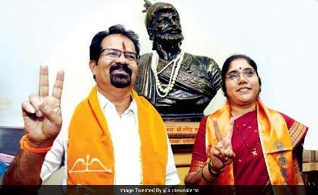 Shiv Sena's Vishwanath Mahadeshwar elected as the Mumbai's new Mayor