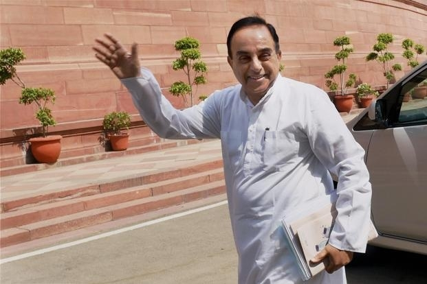 Subramanian Swamy to introduce bill on Cow Protection in RS