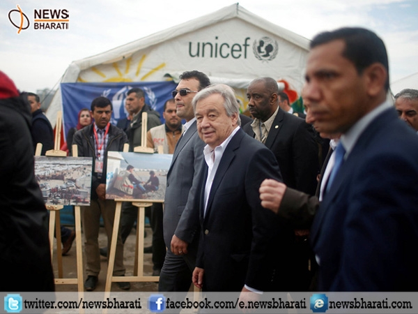 UN chief Guterres urges for more financial aid for Mosul's people