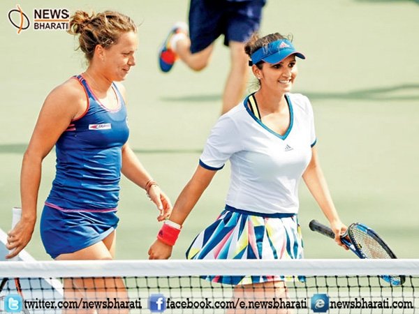 #MiamiOpen: Indo- Czech pair Sania-Strycova swiftly enters into finals
