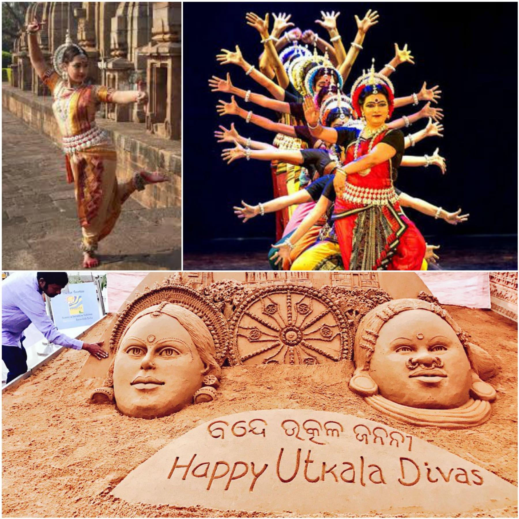 Happy Birthday to Odisha as people are celebrating its 81st 'Utkala Diwas'