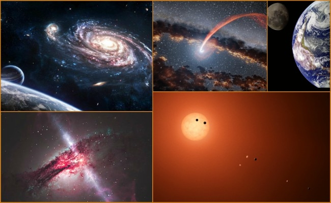 Curious about how stars twinkle? Now unveil space treasure with NASA's online library