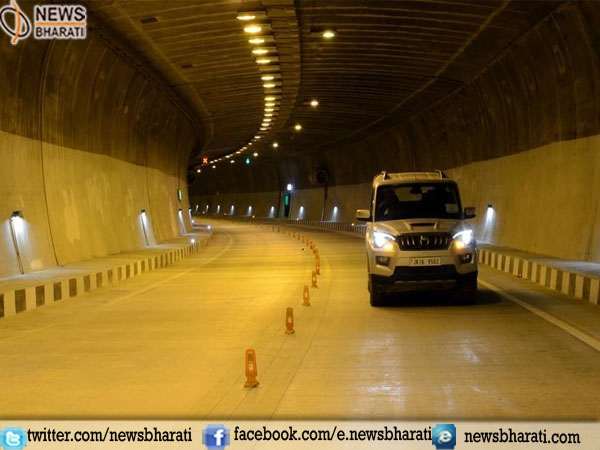 India's longest Chenani-Nashri tunnel set to open for commuters from tomorrow