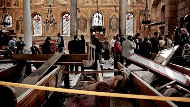 WCC condemns terror attacks on Egypt churches