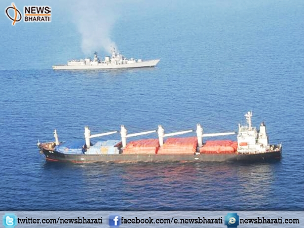 India, China terminated piracy attack by rescuing hijacked Vessel in Gulf of Aden