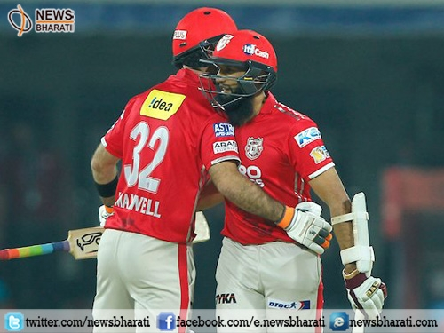 IPL 2017: Kings XI Punjab registers dominating win against Royal Challengers Bangalore