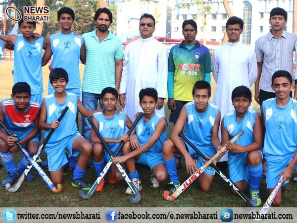 India swiftly enters into finals of 5th Asian School Hockey Championship