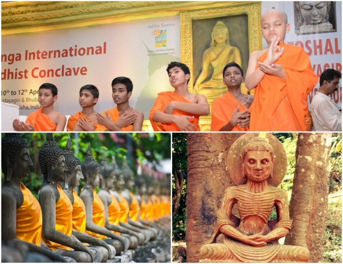 Kalinga International Conclave kicked off to promote Odisha's Buddhism heritage globally