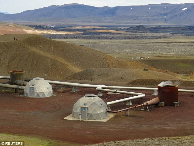 Iceland to power 1.6 million British homes using Magma