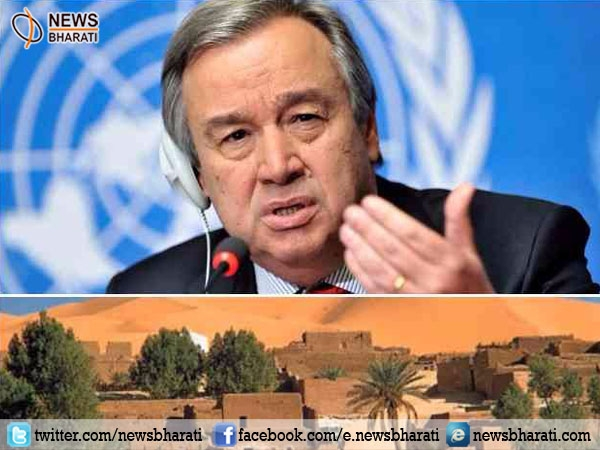 New diplomatic push from UN Chief to end Western Sahara Conflict