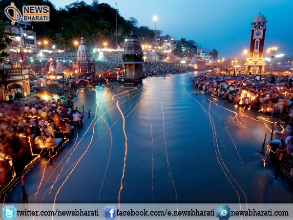 Damaging 'living Ganga' may attract 7 years imprisonment and Rs 100 Cr fine