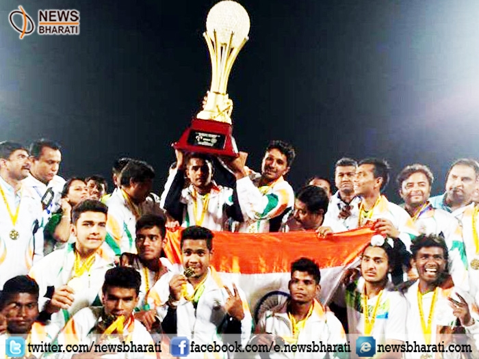 India lifts glorious 5th Asian School Hockey Championship title