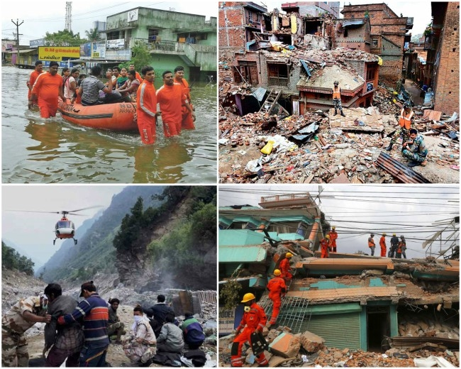 National Disaster Management Plan workshop aims to make India disaster resilient