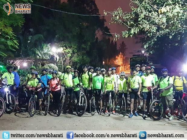 'Cycling under the Stars' kicked off to promote tourism in Odisha