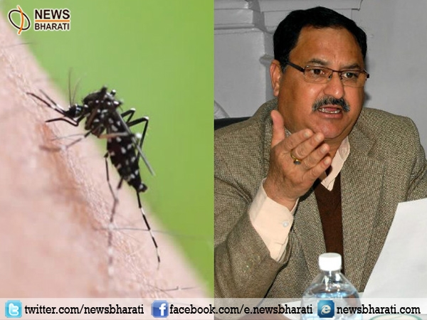 J P Nadda reviews preparedness regarding dengue and chikungunya; 5 facts about the disease