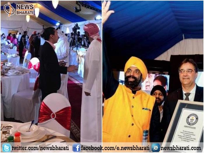 Proud! Dubai-based Gurudwara hosts breakfast to 101 nationalities; bags Guinness world record