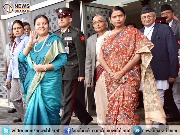 Nepal declared public holidays during President Bidya Devi visit to India